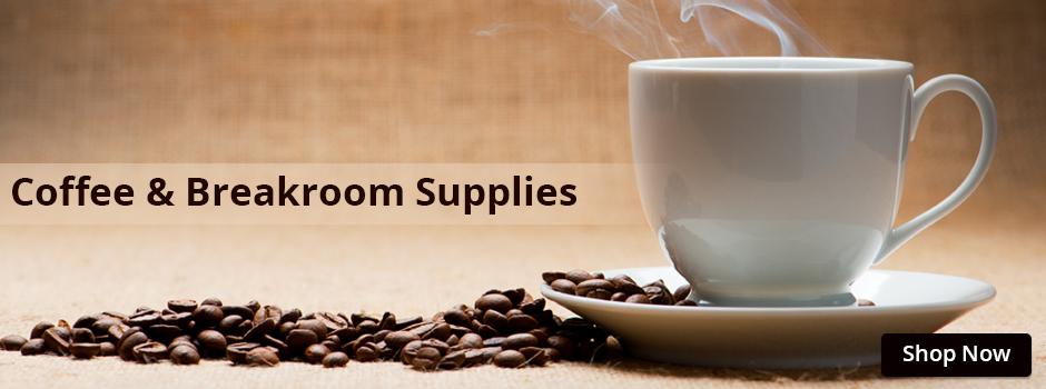 Coffee Breakroom Supplies